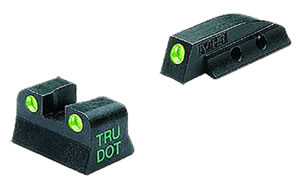 Meprolight 10662 Tru-Dot Fixed Sight For Beretta 92F