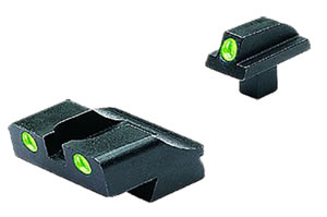Meprolight 10776 Tru-Dot Fixed Sight For Colt Government .125 Tang
