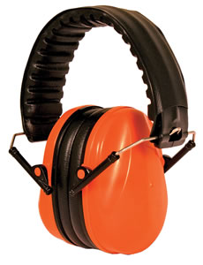 Radians DV0500CS Diverter Earmuff 27 dB Orange