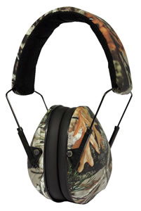 Radians LS4UCS Low Profile Earmuff 21 dB Camo