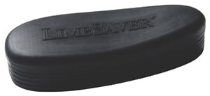 Limbsaver 10025 AR-15/M4 Magpul Rubber Buttpad Black