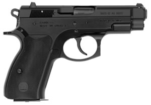 Tri Star C-100 Pistol 85004, 40 S&W, 3.9 in, Polymer Grip, Blued Finish, 12+1 Rd