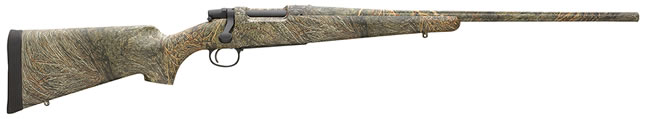 Remington Model 7 Predator Rifle 85953, 22-250 Remington, Bolt Action, 22 in Fluted, Mossy Oak Brush, 4 + 1 Rd