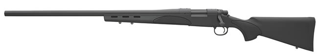 Remington Model 700 SPS Varmint Left Hand Rifle 84229, 308 Winchester, Bolt Action, 26 in, Black Syn Stock, Blue Finish, 5 + 1 Rd