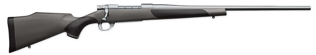 Weatherby Vanguard S2 Rifle VGS270NR4O, 270 Win, 24 in, Bolt Action, Griptonite Stock, Stainless Finish, 5 + 1 Rd