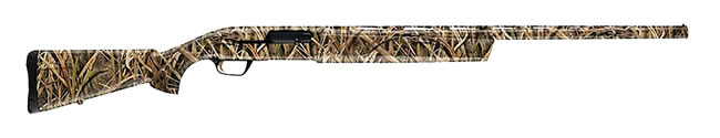 Browning Maxus Shotgun 011645305, 12 Gauge, 26 in, 3 in Chmbr, Semi-Auto, Mossy Oak Shadow Grass Stock, Mossy Oak Shadow Grass Finish, 4+1