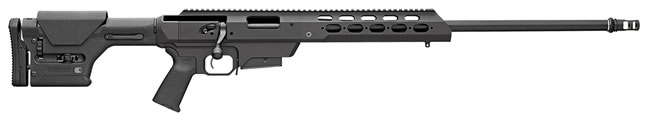 "Remington Model 700 MDT Tactical Chassis Rifle 84475, 300 Win Mag, 24"" BBL, Bolt Action, MDT TAC21 Chassis, AAC Muzzle Brake, Adj Magpul MAG307 PRS Stock, Black Cerakote Finish"
