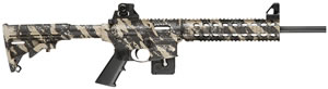"Smith & Wesson M&P 15-22 Rifle 811060, 22 LR, 16.5"" BBL, Blow-Back Action, Fixed Stock, Tan/Black Finish, 10 + 1 Rd, CA Compliant"