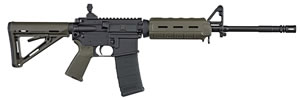 Sig Sauer Model M400 Enhanced Patrol Rifle RM400300B16BECPODG, .300 Blackout, 16 in BBL, Semi Auto, Magpul MOE Stock, OD Green/Black Finish, 30+1 Rds