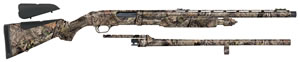 Mossberg 62419 835 Combo Turkey/Deer Pump 12 Gauge 3.5 24UF/24ISB Mossy Oak Break-Up Country