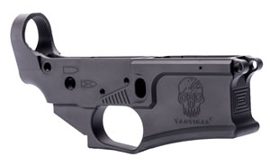 DRD Tactical CDR-15LOW Billet 7075 T6 Aluminum AR-15 Lower Multi-Caliber Blk