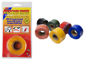 Rescue Tape C24AS Rescue Tape 24 Roll Display w/Product Adhesive