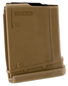ProMag COL26 AR-15 223 Remington 10 rd Tan Finish Polymer