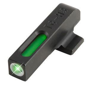 Truglo TG13BR1A TFX Day/Night Sights Beretta Px4 Tritium/Fiber Optic Green w/White Outline Front Green Rear Black