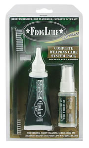 FrogLube 15207 System Kit Clamshell  Cleaning Kit Universal 1 Kit
