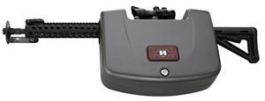 Hornady 98185 Rapid Gun Safe Black