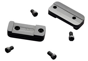 Browning 12331 2-Piece Base For Browning A-Bolt 2-Piece Style Black Matte Finish