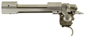 Remington Firearms 85324 700 Left Hand Remington 700  Stainless Steel