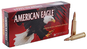 Federal AE300BLKSUP2  American Eagle 300 AAC Blackout 220 OTM 20Bx/25Case