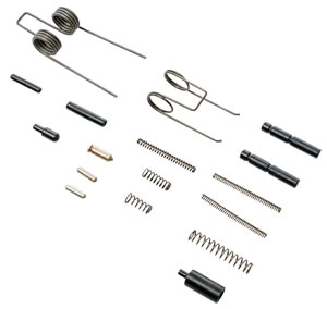 CMMG 55AFF75 AR15 Lower Pins and Springs Lower AR-15/M16/M4  Black