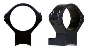 Winchester Guns 64631 Scope Mount w/Rings For XPR Medium Height 30mm Rings Black