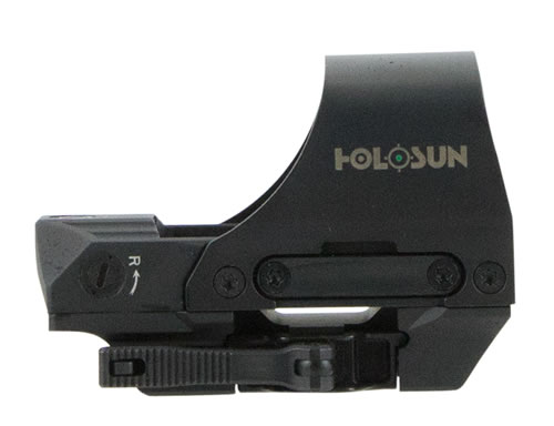 Holosun Technologies HE510C-GR  REFLEX SIGHT CIRCLE DOT GRN