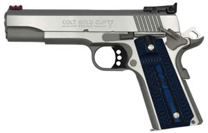 Colt O5070GCL GOLD CUP LITE      45    FOB 5IN  SS  Pistol