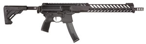 SIG RMPX16B9         MPX 9MM 16IN COMPET   BLK