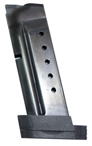 ProMag SMI30 S&W M&P Shield 40 S&W 7 rd Blued Finish
