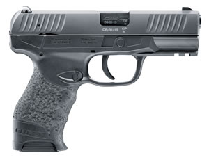 WAL 2815517 CREED   9MM  4IN BLK 10RD