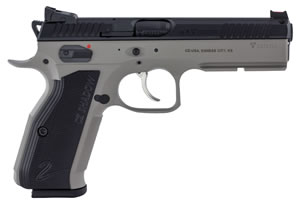 CZ 75 Shadow 2 Pistol 91255, 9mm, Urban Gray Finish, 17+1 Rd
