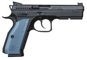 CZ 91256 SHADOW2 9MM 17RD NITRIDE