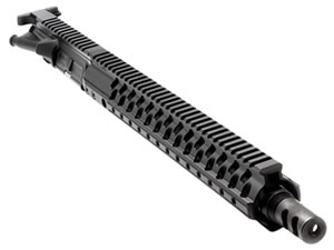 "Wilson TR300RCS14UP Upper 300 AAC Blackout 14.7"" 416 Stainless Fluted Barrel Blk"
