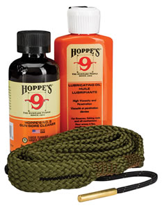 Hoppes 110556 1-2-3 Done Cleaning Kit 223/5.56/.22LR