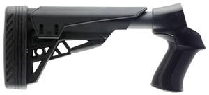 ADV B1102007 T3 SHOTGUN STOCK      BLK
