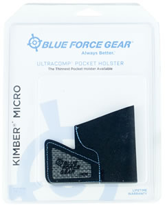 BFG M-HOLSTER-MICRO-01B ULTRACOMP HLST