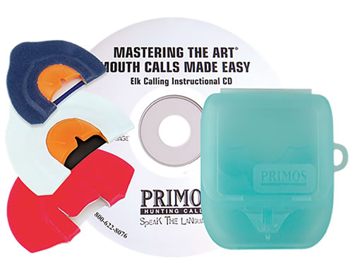 Primos 44212 Mastering the Art Elk DVD 90 Minutes w/Free Mouth Call
