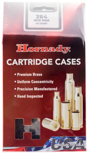 Hornady 86286 Rifle Casing 264 Winchester Magnum