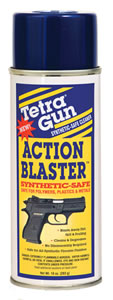 Tetra 006I Action Blaster Synthetic Gun Cleaner 10 oz
