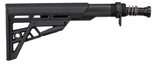 Advanced Technology B2102214 AR-15 Rifle Polymer Black