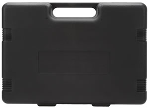 Silver Bulllet/2nd Amen PL5 One-Sided Pistol Case ABS Polymer