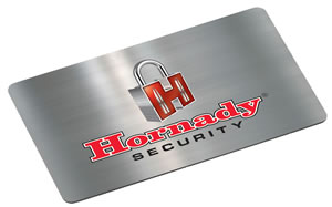 Hornady 98162 Rapid Safe RFID Card