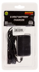 Mojo HW1014 6-Volt Battery Charger