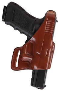 Bianchi 24848 Venom Belt Slide Holster Smith & Wesson M&P 45 Right Hand Tan
