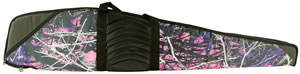 "Bulldog BD206MDG Pinnacle Rifle Case Nylon Smooth 48"" Muddy Girl Camo"
