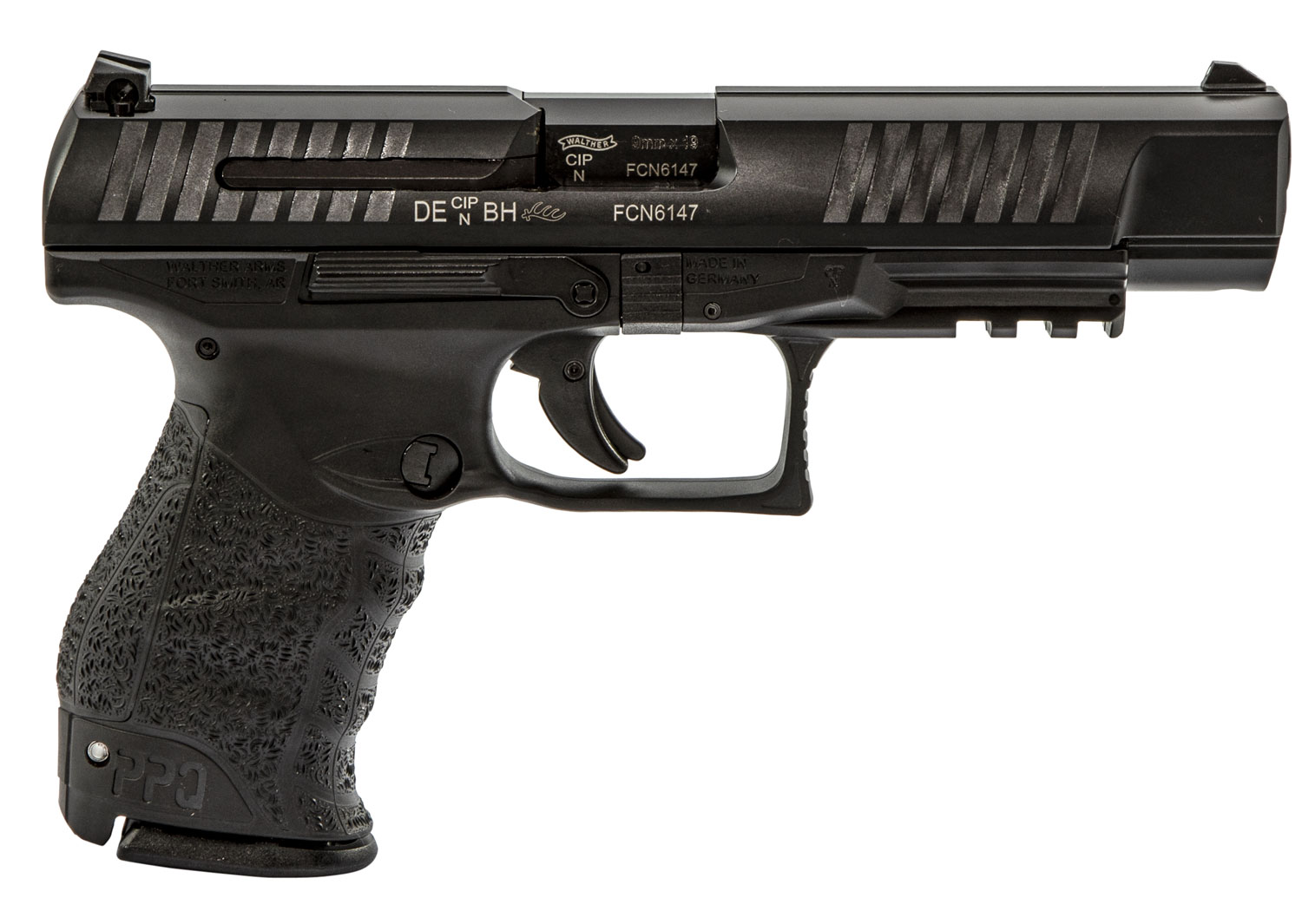 WAL 2813735 PPQ M2 9MM BLACK 5IN STD 10RD