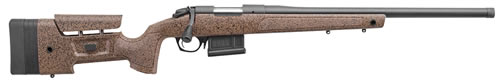 "Bergara B-14 HMR Rifle B14S351, 308 Win, 20"" BBL, Syn Brown Stock, 5+1 Rds"