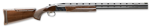 "Browning Citori XT Trap, Grade 1 Shotgun w/ Adjustable Comb 013621426, 12 Gauge 2.75"", 30"" Ported, Over & Under, Gloss Walnut Stock, Gloss Blued Finish, 2 Rd"