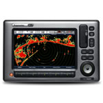 Raymarine E90W Multifunction w/HybridTouch, 9 in Display