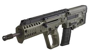 "IWI Tavor X95 Bullpup Rifle XG16, 223/5.56, 16.5"" BBL, OD Green Finish, Adj Sights, 30 Rds"